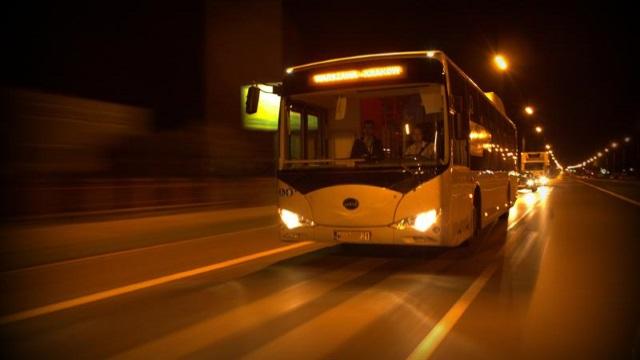 Ночная перевозка пассажиров