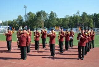Спасатели оркестр