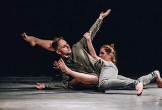 40 современный танец