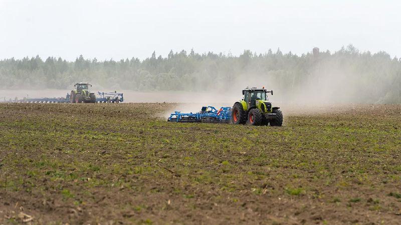 В Калужской области 3000 га сельхозугодий переведены в запас из-за зарастания лесом