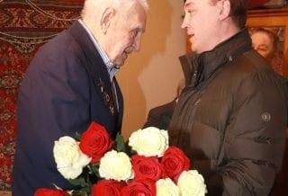 Ветеран 100 лет