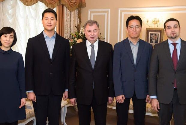 встреча губернатора