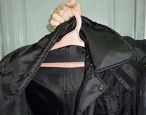 Кража куртки