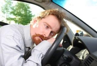 Медленный водитель