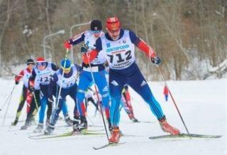 Докторская гонка лыжи