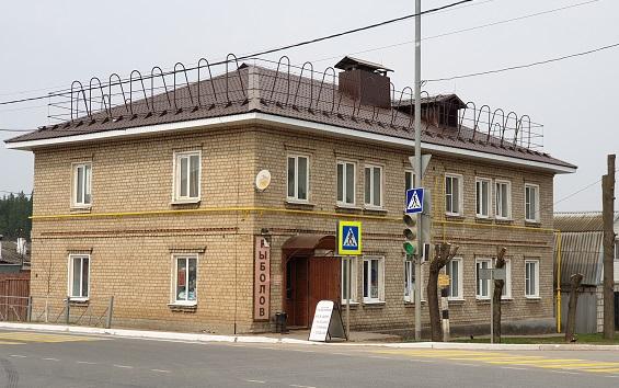 Дом в Юхнове