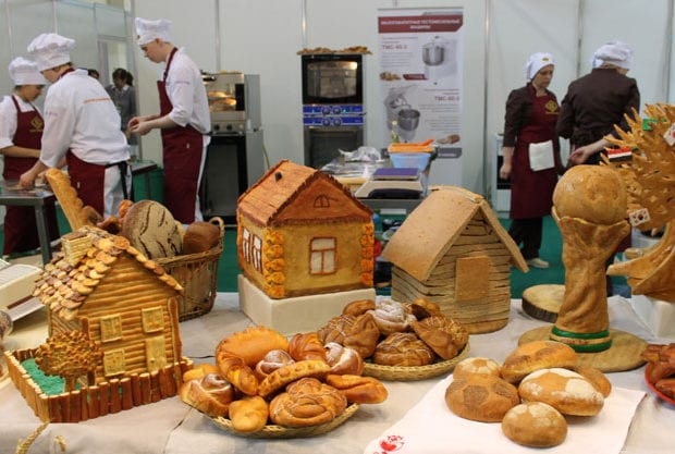 конкурс хлебопеков