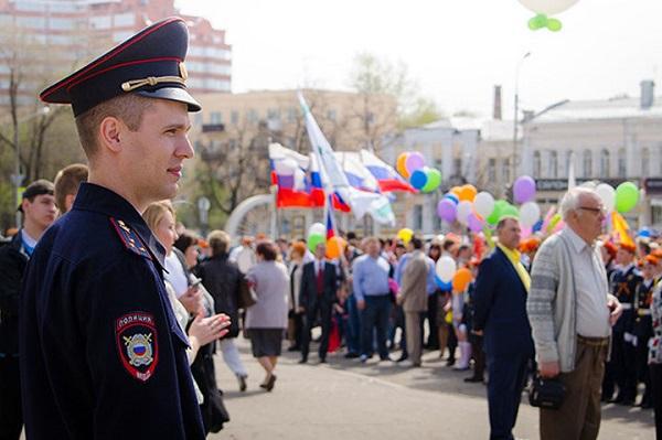 День Победы_полиция