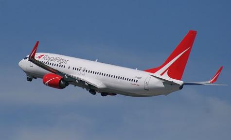 Самолет Royal Flight
