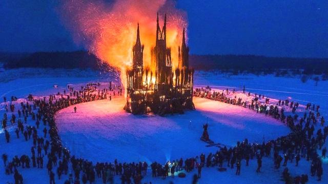 Пламенеющая готика