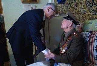 Ветеран 105 лет