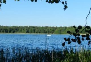 Озеро в Людиново