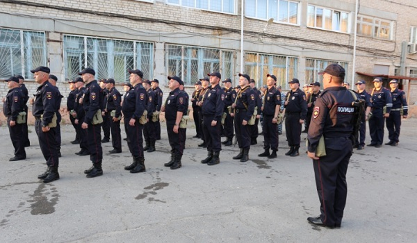 Полицейская коммандировка